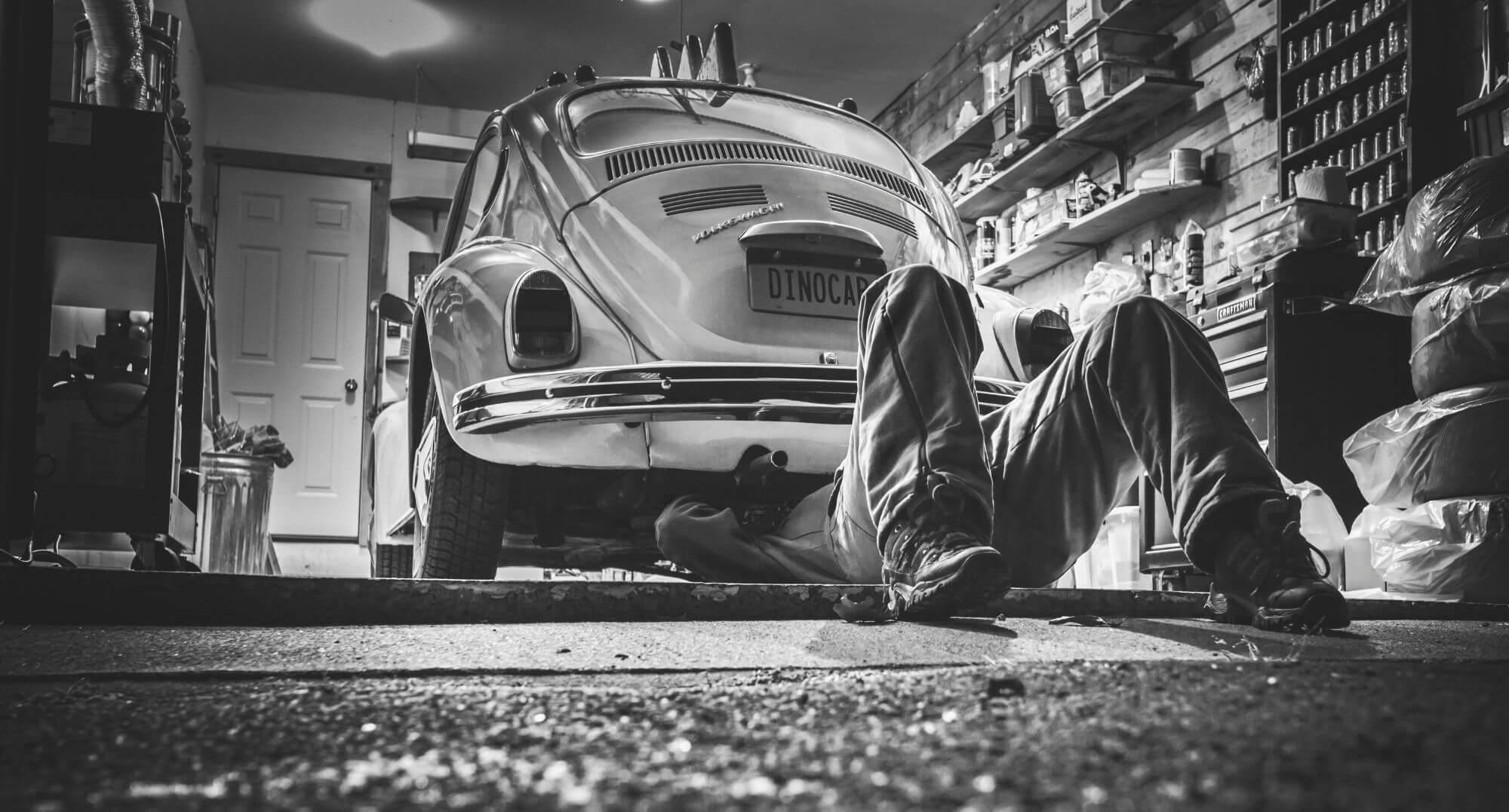 beetle car- Quality Garage in Florida