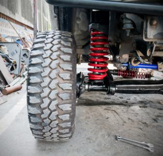 suspension- Quality Garage in Florida